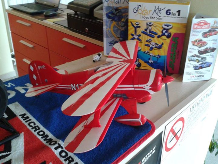 aerei radiocomandati by Modellismo Varesino Castronno _76