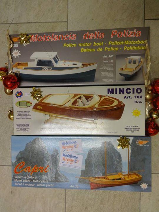 barche radiocomandate e statiche_14 by Modellismo Varesino Castronno