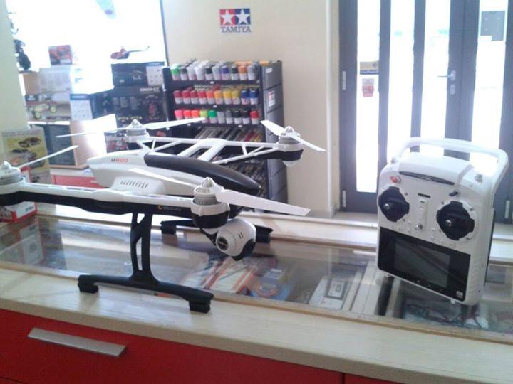 droni radiocomandati by Modellismo Varesino Castronno_14
