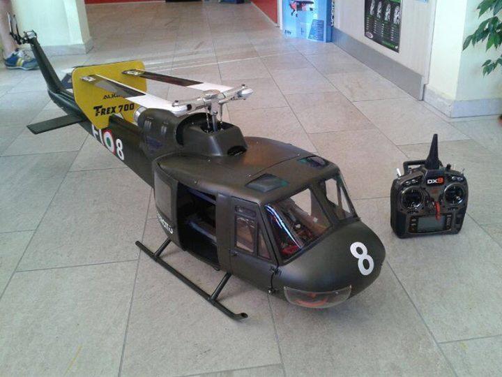 elicotteri radiocomandati by Modellismo Varesino Castronno _13