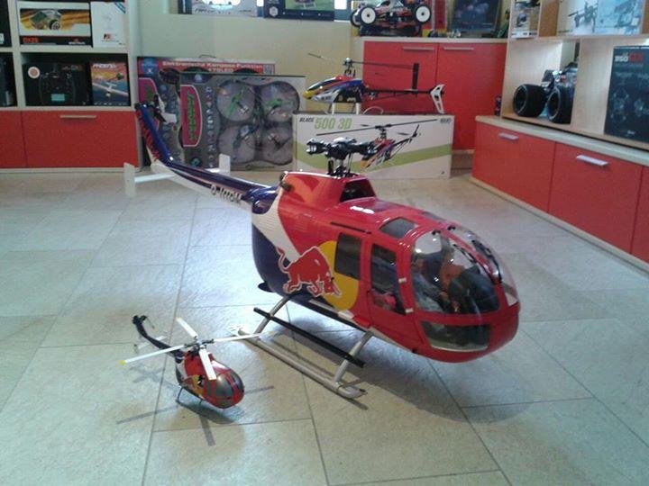 elicotteri radiocomandati by Modellismo Varesino Castronno _20