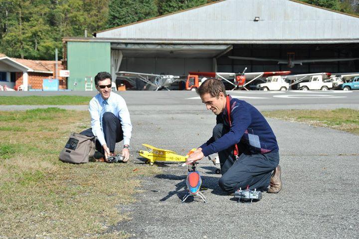 elicotteri radiocomandati by Modellismo Varesino Castronno _43