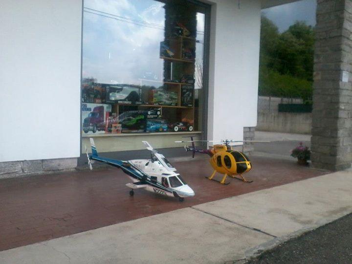 elicotteri radiocomandati by Modellismo Varesino Castronno _48