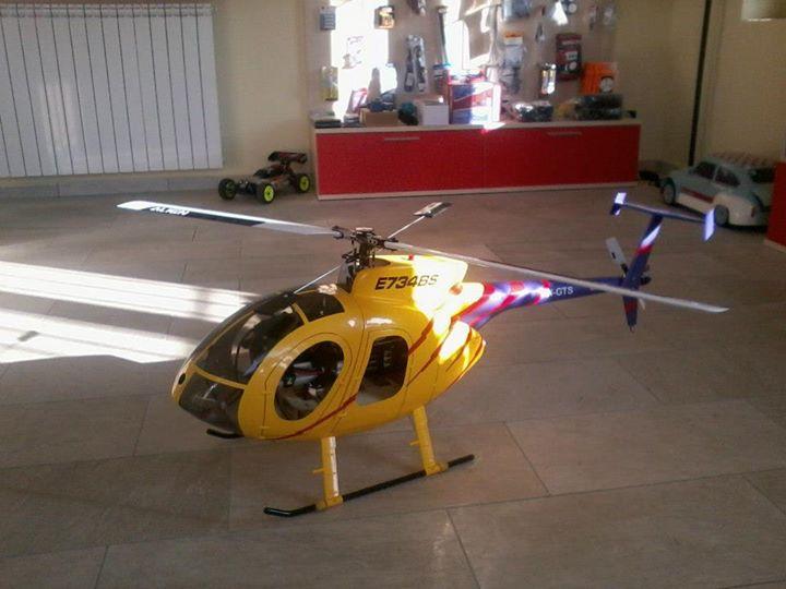 elicotteri radiocomandati by Modellismo Varesino Castronno _52